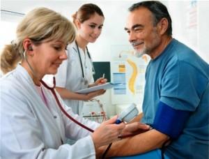Проведение периодических и целевых медицинских осмотров